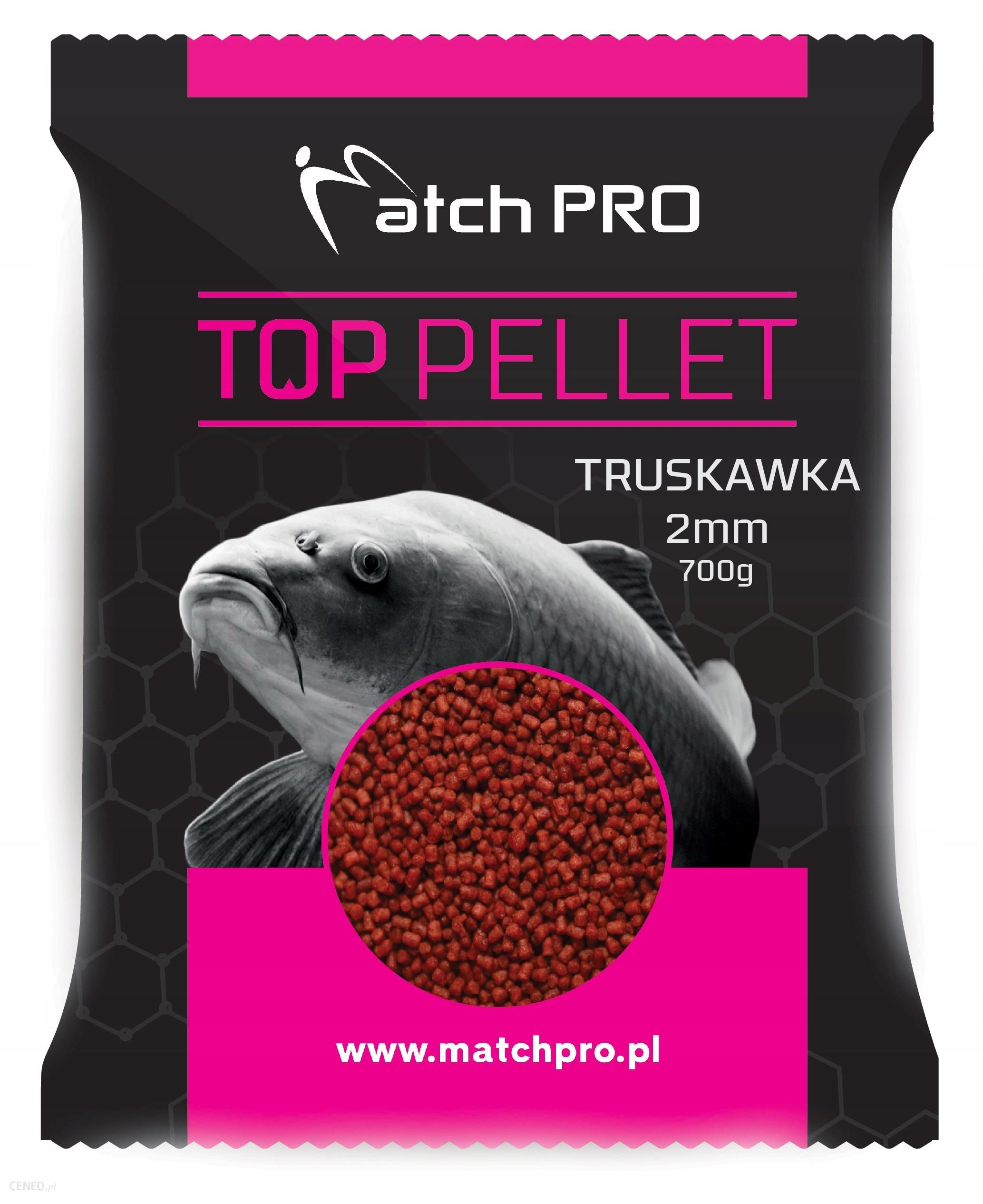 MATCH PRO MATCHPRO TOP PELLET RED HALIBUT TRUSKAWKA 2MM 700G 977813