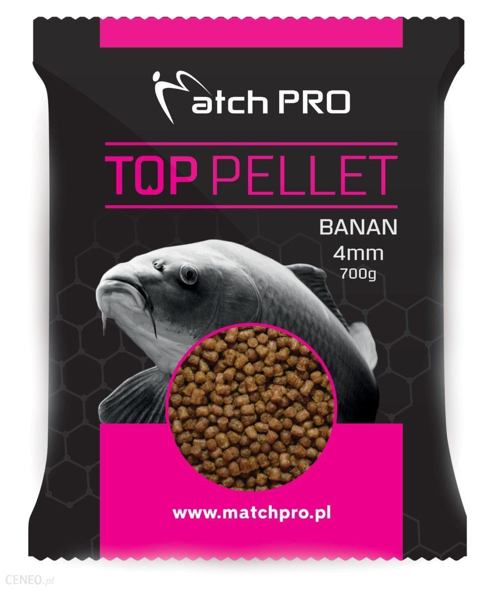 Matchpro Banan 4Mm Pellet 700G