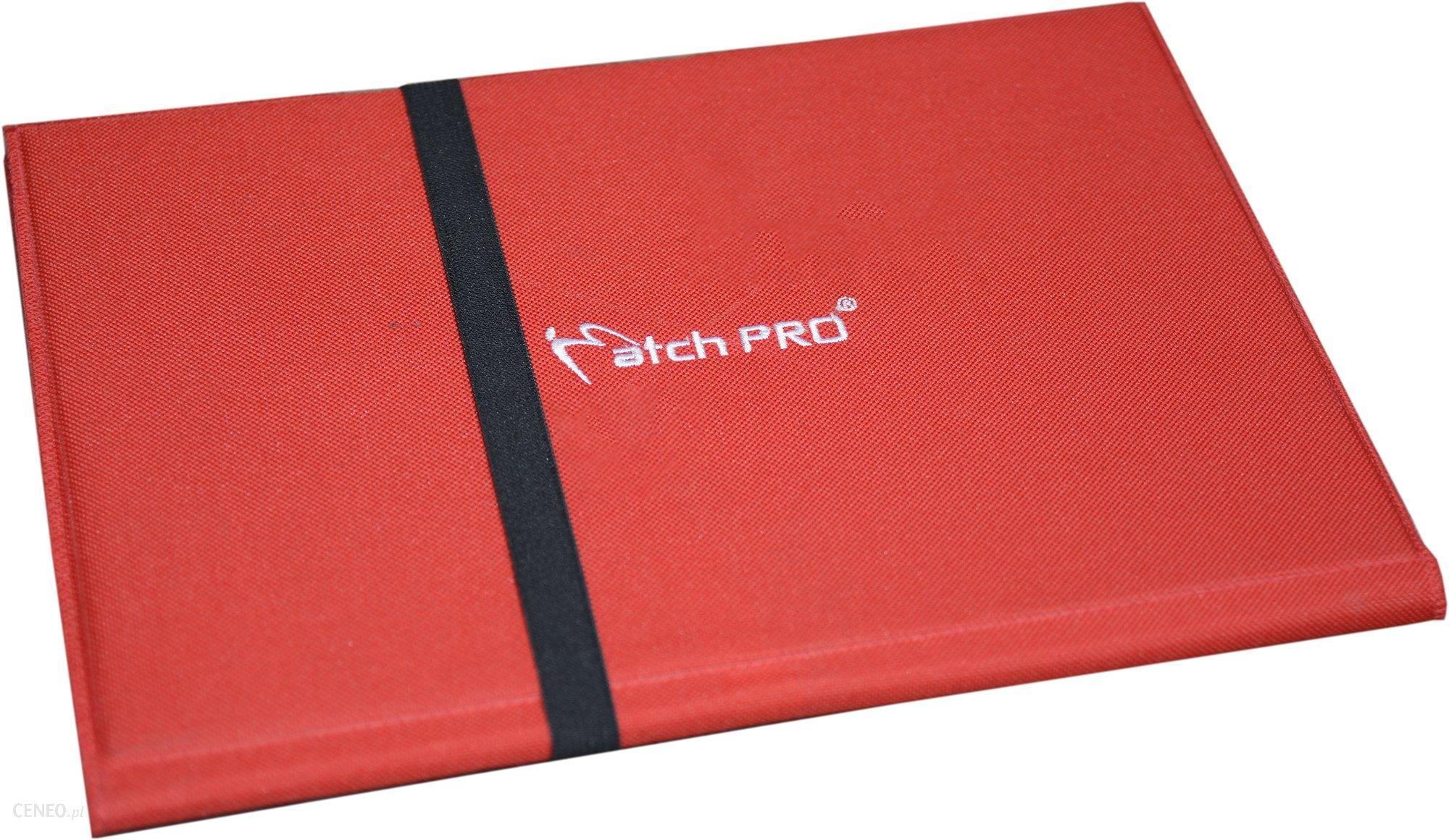 Matchpro Box Na Przypony + Zestawy 30X20Cm Czerwony