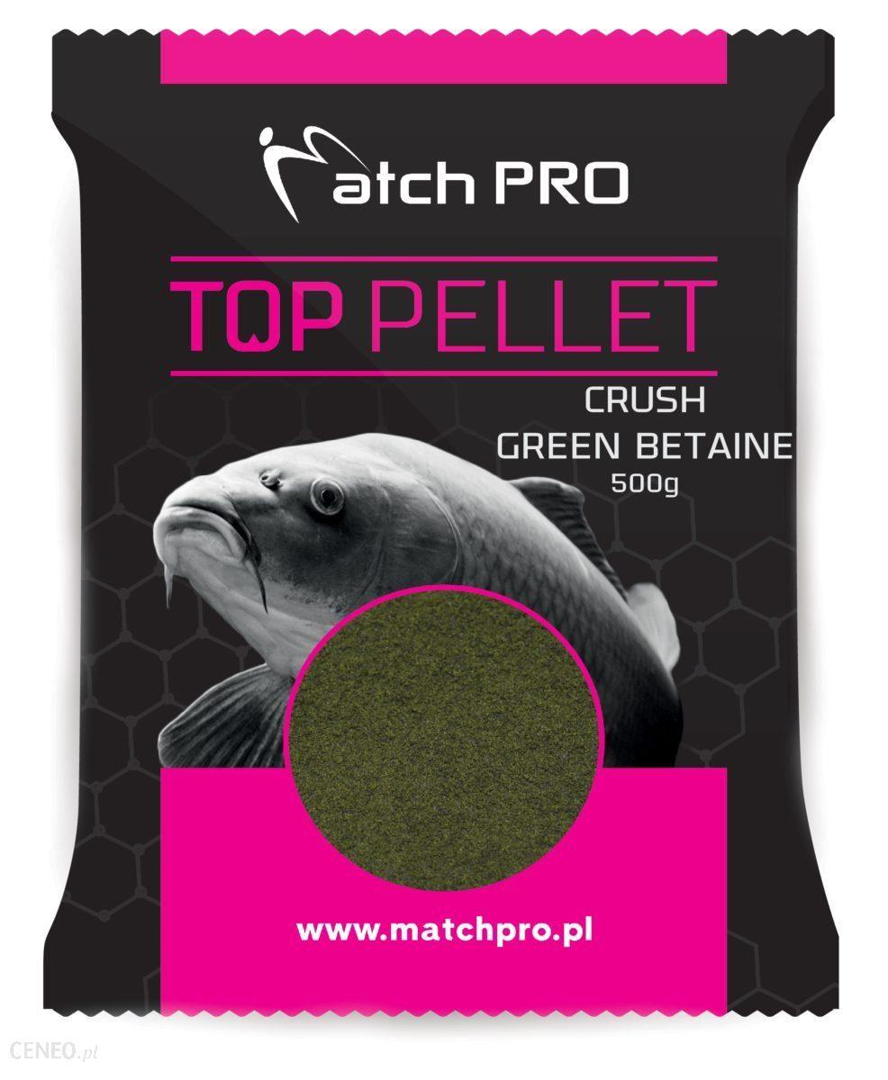 Matchpro Crush Green Betaine Pellet 500G