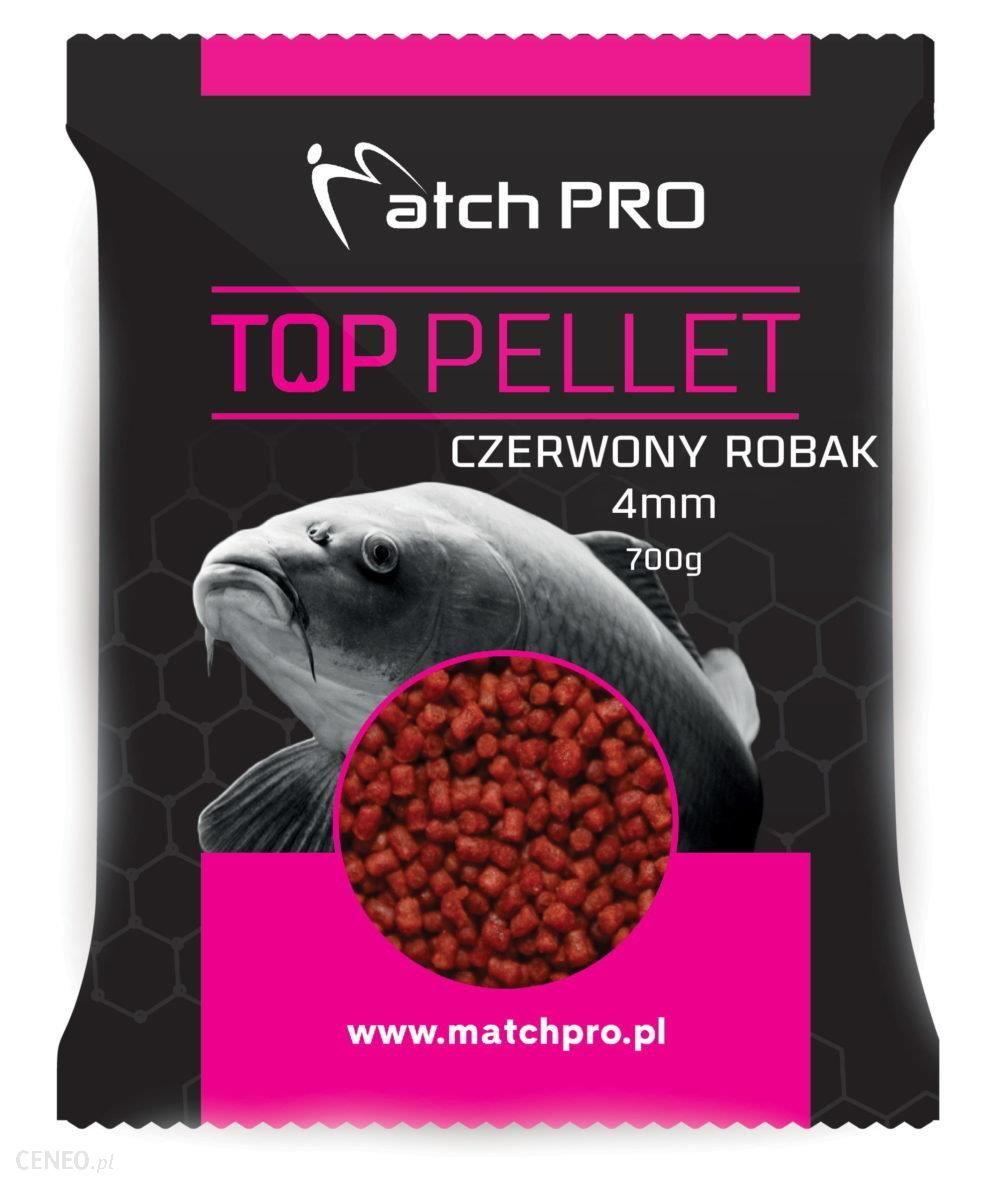 Matchpro Czerwony Robak 4Mm Pellet 700G