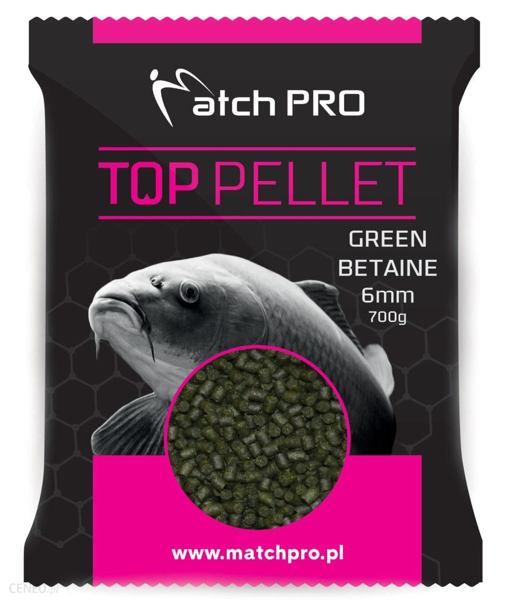 Matchpro Green Betaine 6Mm Pellet 700G
