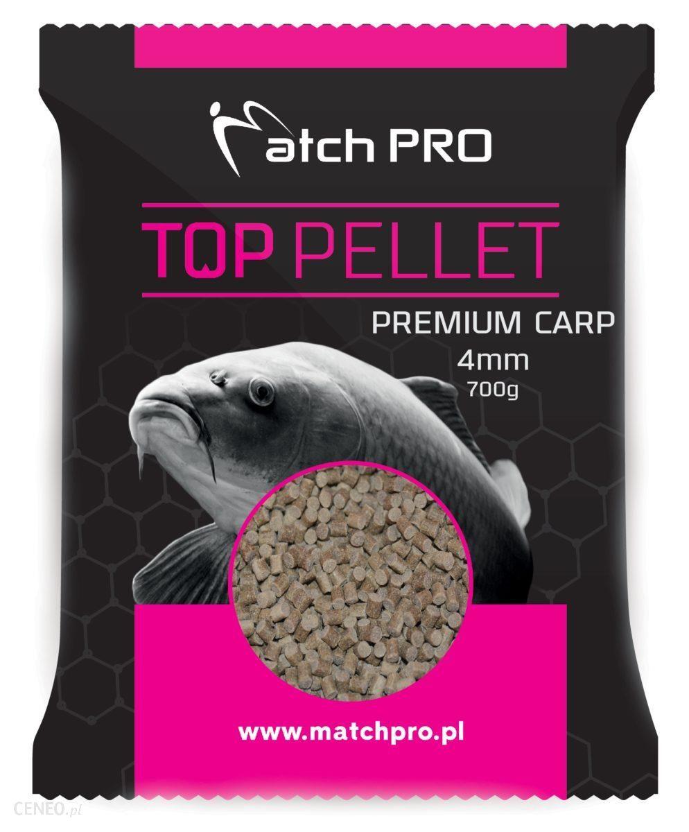Matchpro Premium Carp 4Mm Pellet 700G