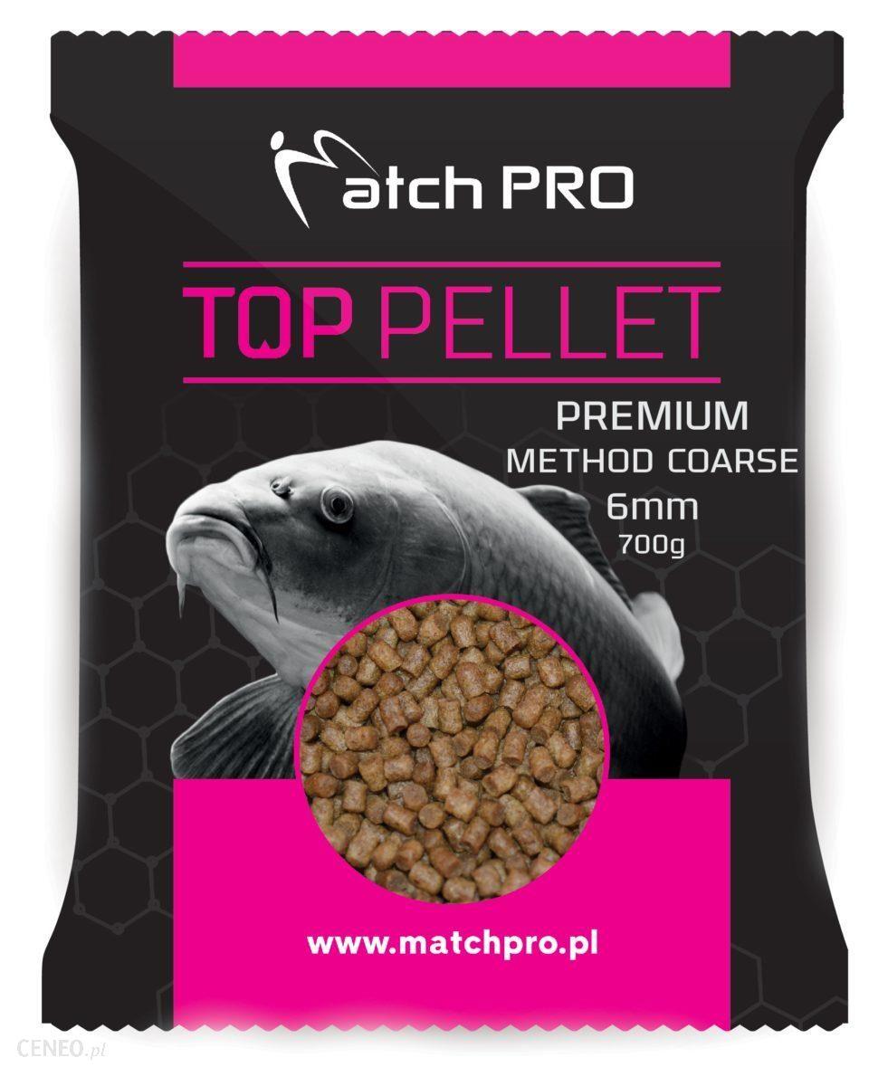 Matchpro Premium Method Coarse 6Mm Pellet 700G