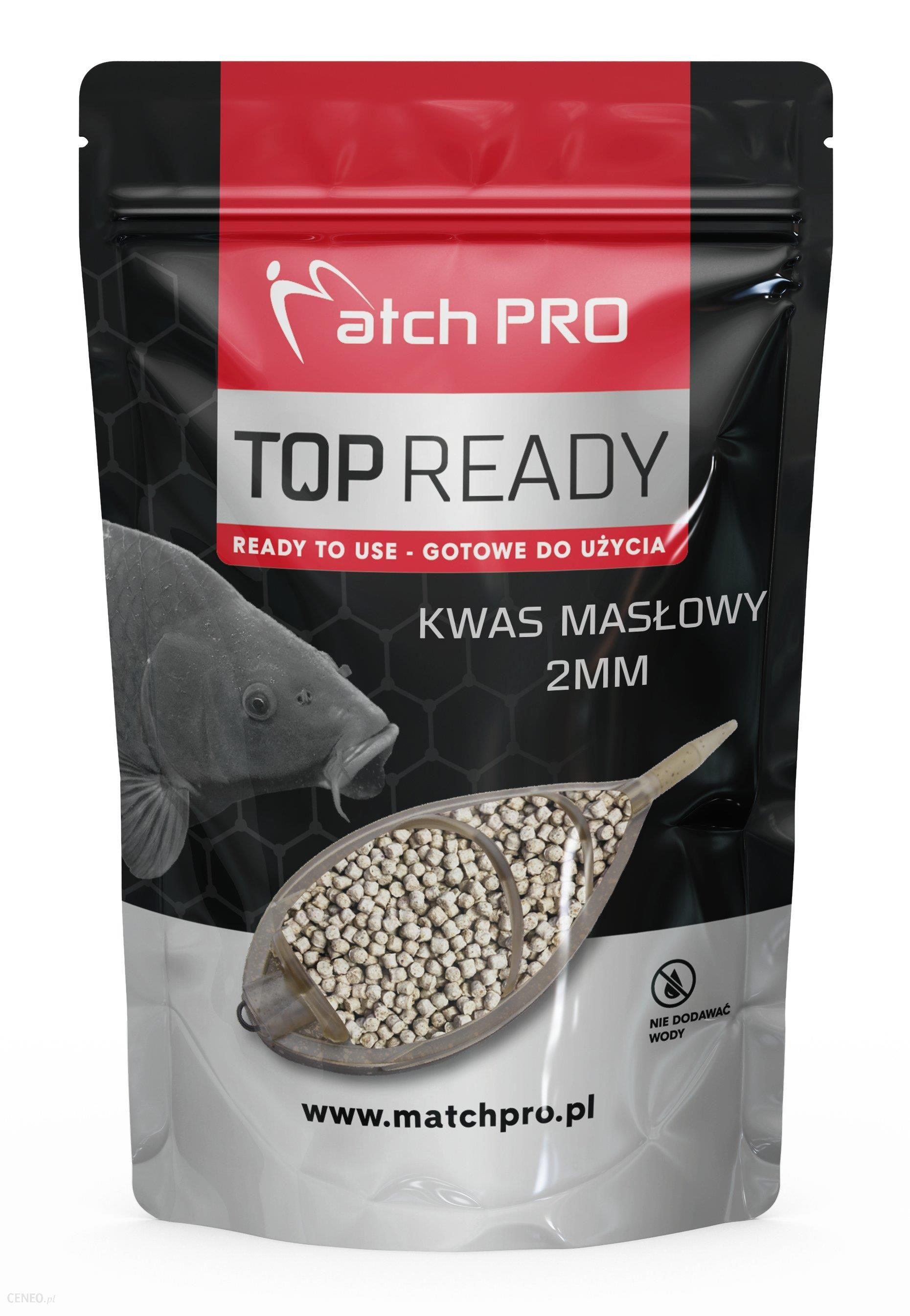 Matchpro Ready Pellet Kwas Masłowy 2Mm Pellet 700G