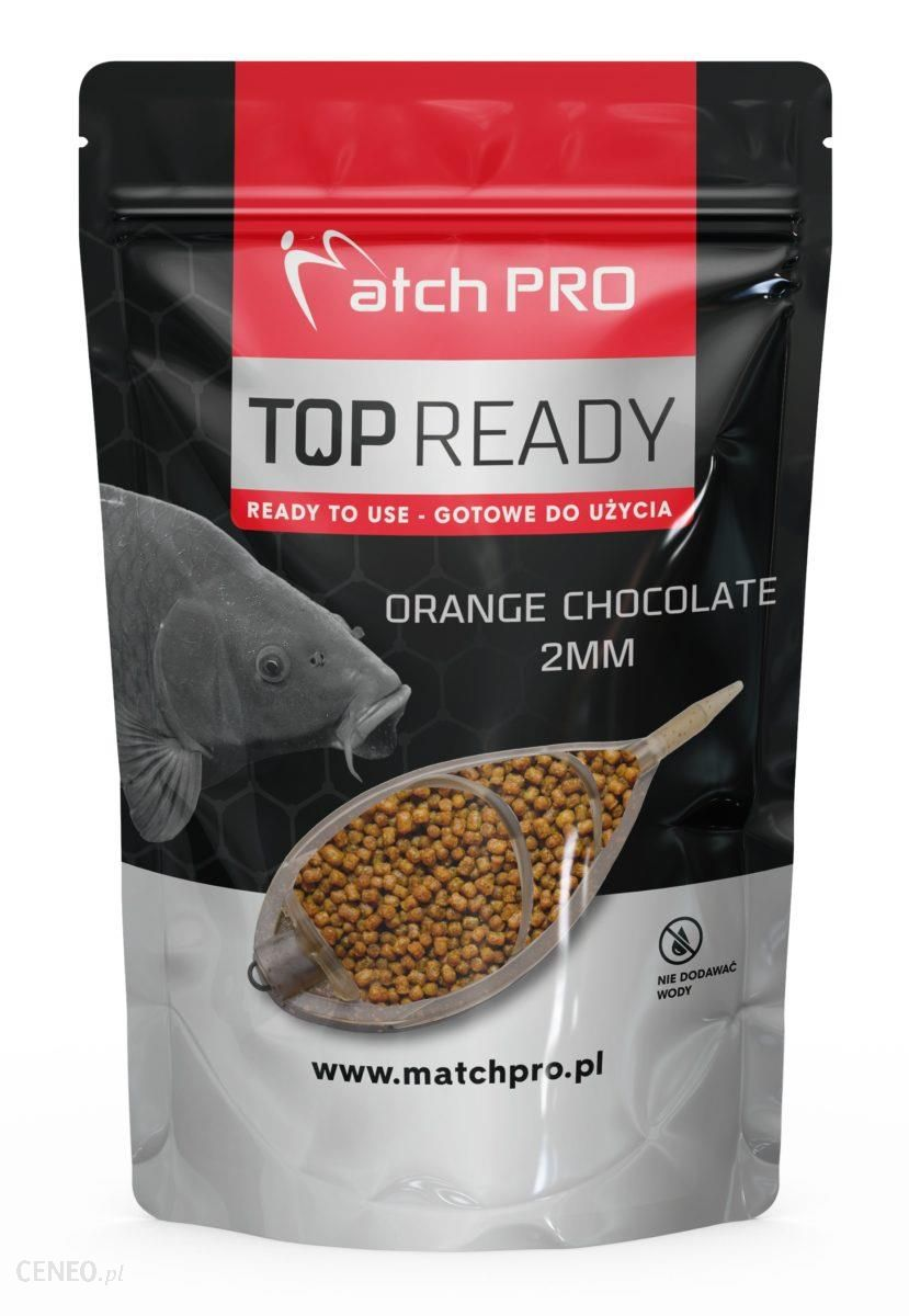 Matchpro Ready Pellet Orange Chocolate 2Mm Pellet 700G