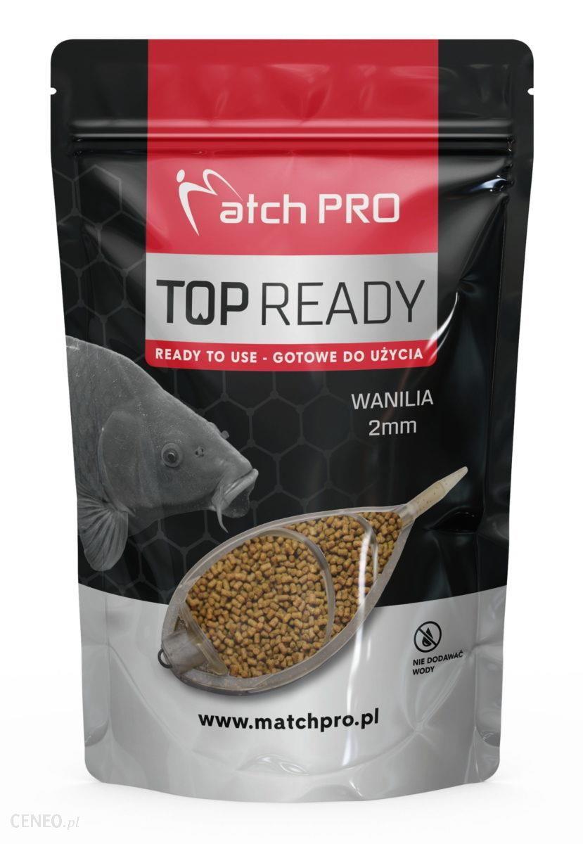 Matchpro Ready Pellet Wanilia 2Mm 700G