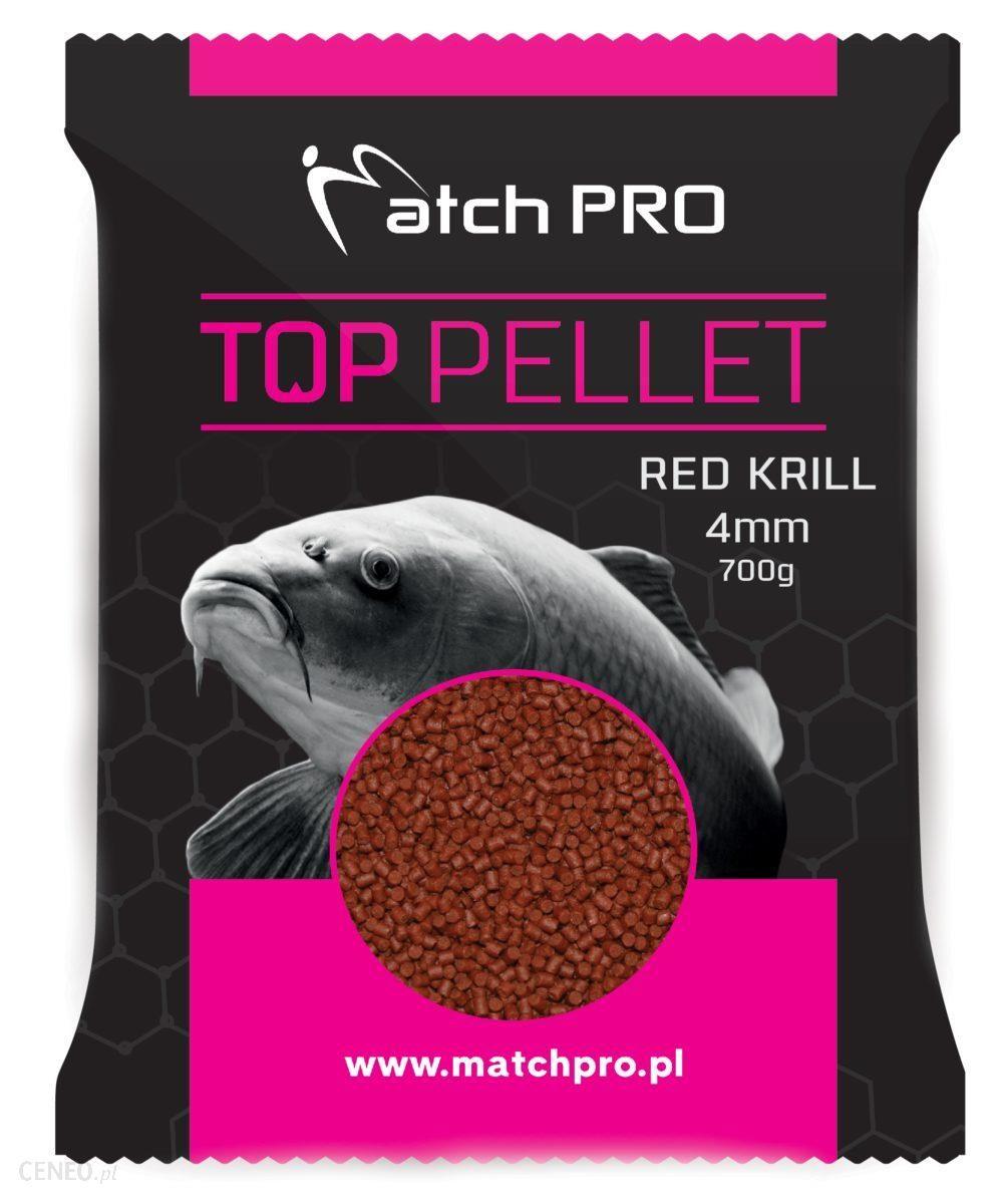 Matchpro Red Krill 4Mm Pellet 700G