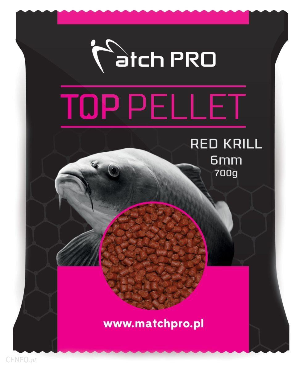Matchpro Red Krill 6Mm Pellet 700G