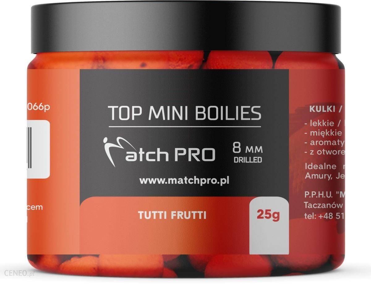 Matchpro Top Boilies Kulki Tutti Frutti 8Mm 25G
