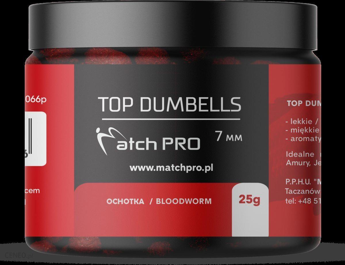 Matchpro Top Dumbells Bloodworm 7Mm 25G