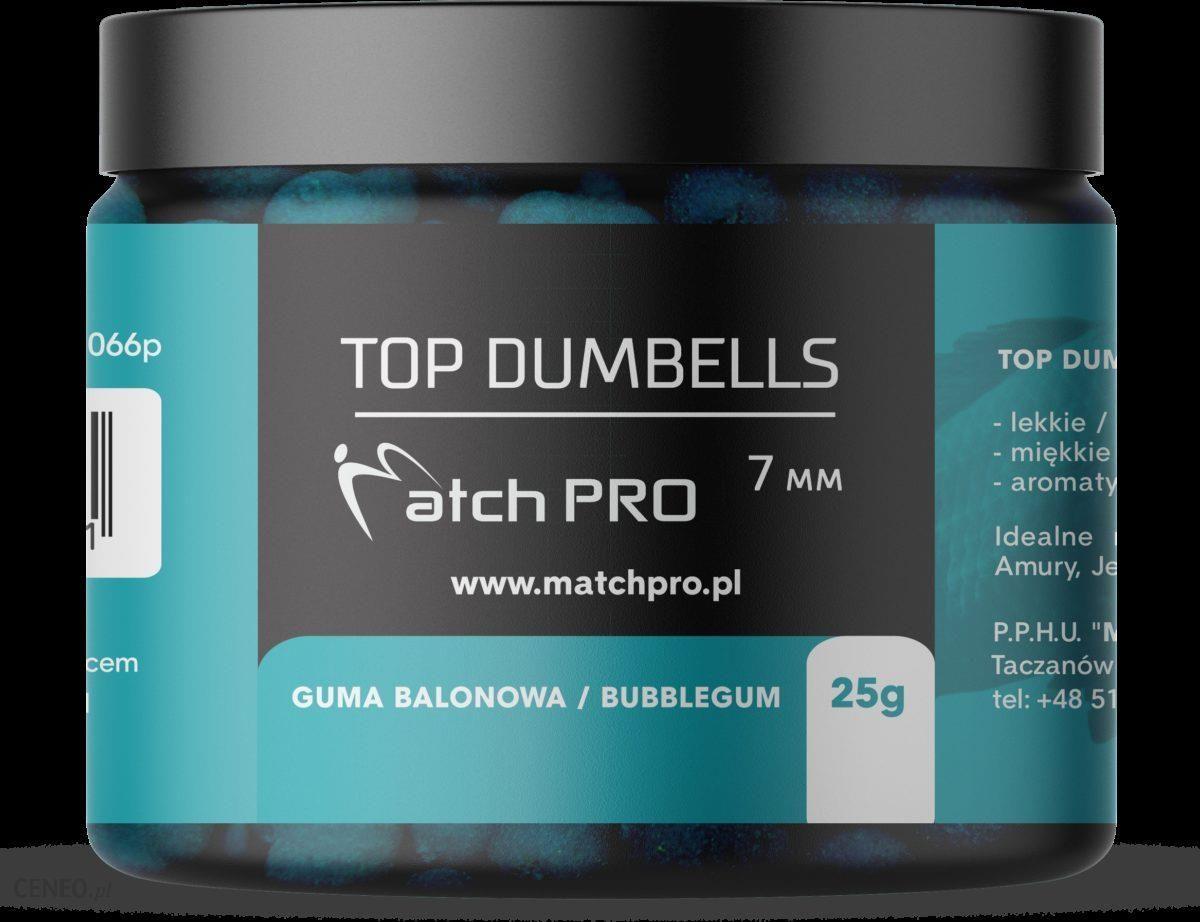 Matchpro Top Dumbells Bubblegum 7Mm 25G