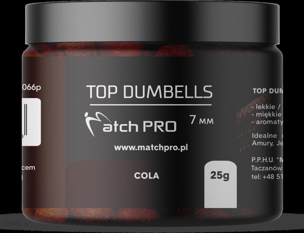 Matchpro Top Dumbells Cola 7Mm 25G