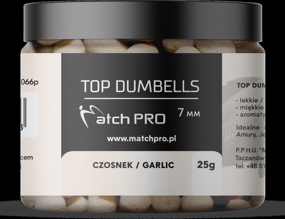 Matchpro Top Dumbells Garlic 7Mm 25G