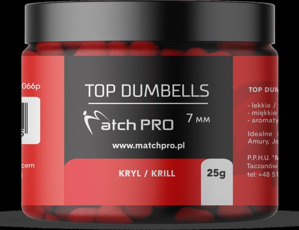 Matchpro Top Dumbells Krill 7Mm 25G