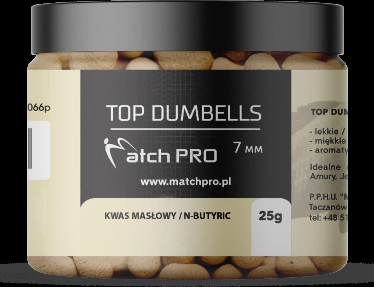 Matchpro Top Dumbells N-Butyric 7Mm 25G