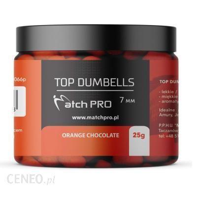 Matchpro Top Dumbells Orange Chocolate 7Mm/25G