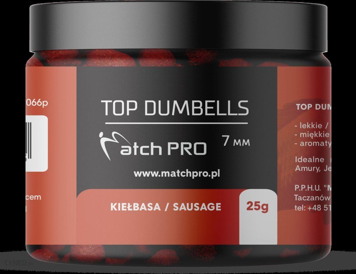 Matchpro Top Dumbells Saussage 7Mm 25G