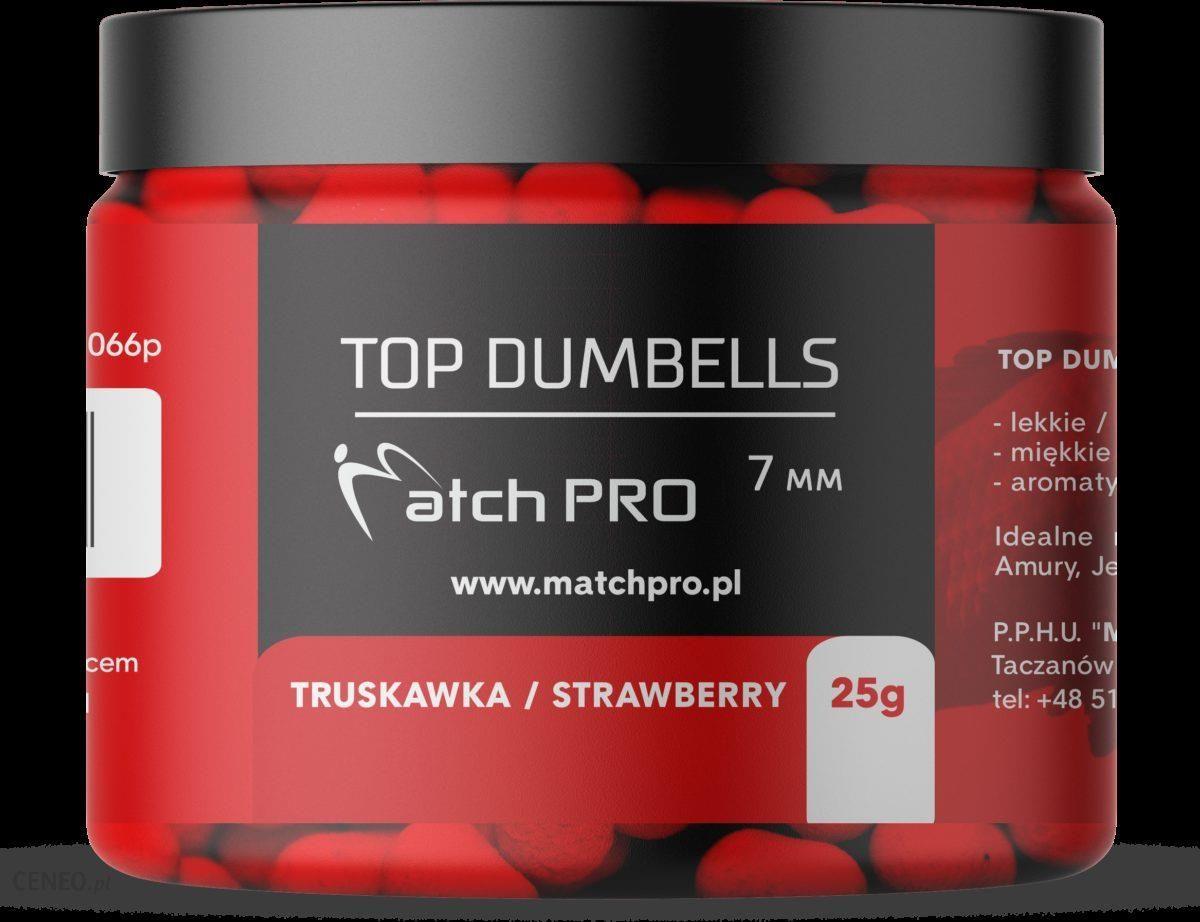 Matchpro Top Dumbells Strawberry 7Mm 25G