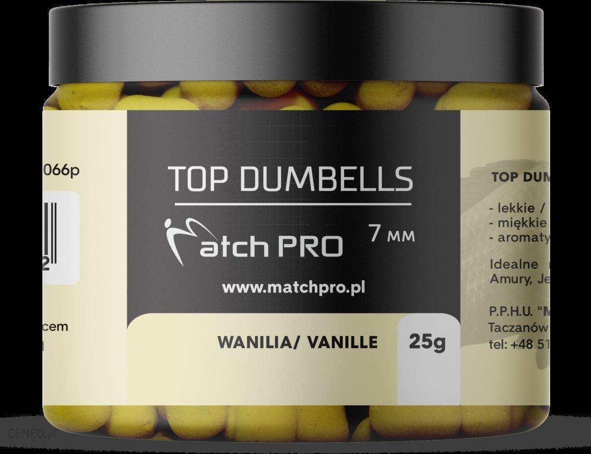 Matchpro Top Dumbells Vanille 7Mm 25G