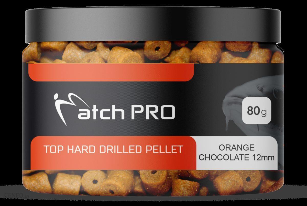 Matchpro Top Hard Drilled Orange Chocolate 12Mm 80G