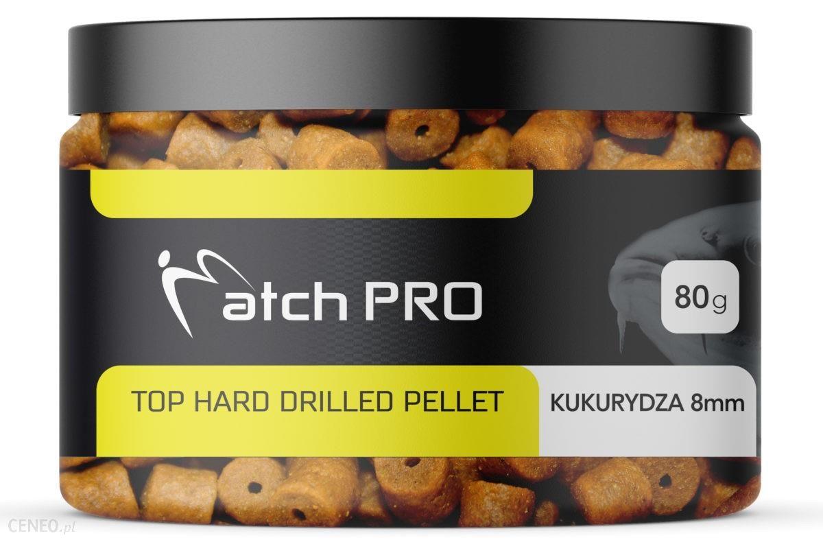 Matchpro Top Hard Kukurydza 8Mm Drilled Pellet 80G