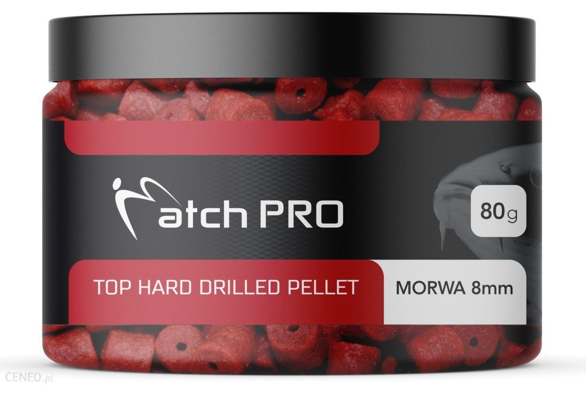 Matchpro Top Hard Morwa 8Mm Drilled Pellet 80G