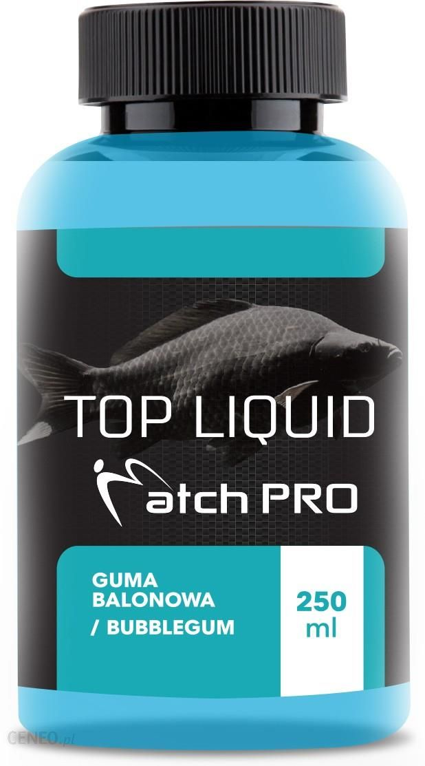 Matchpro Top Liquid Bublle Gum Guma Balonowa 250Ml