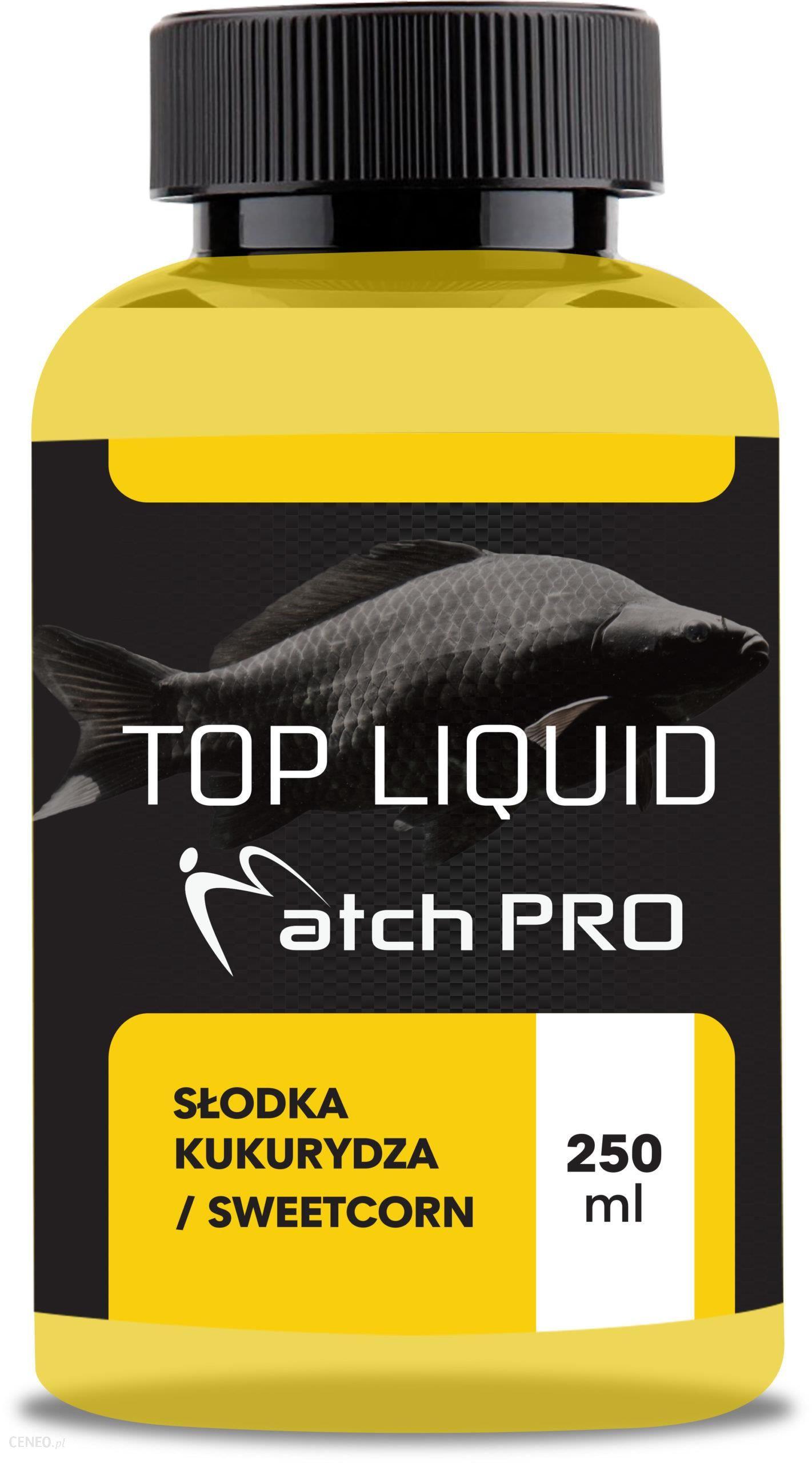 Matchpro Top Liquid Sweetcorn Słodka Kukurydza 250Ml