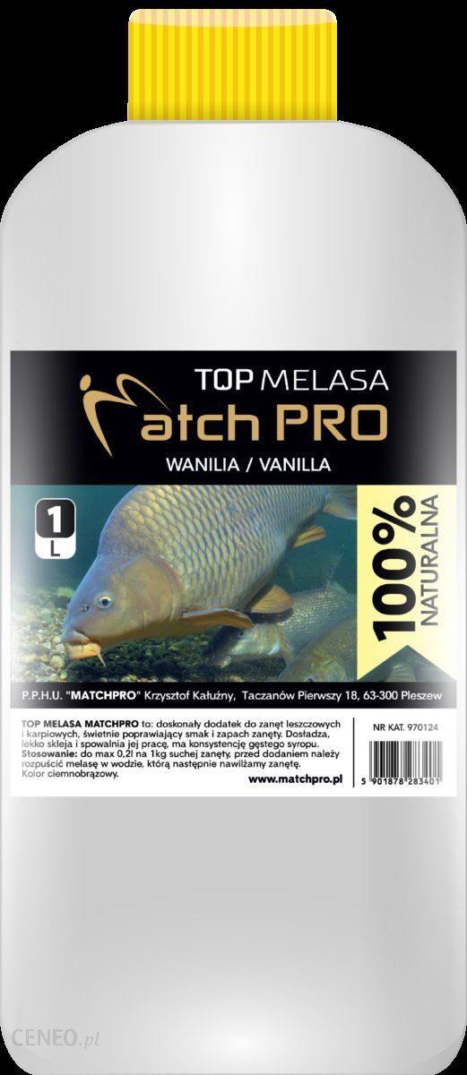 Matchpro Top Melasa Wanilia 1000Ml
