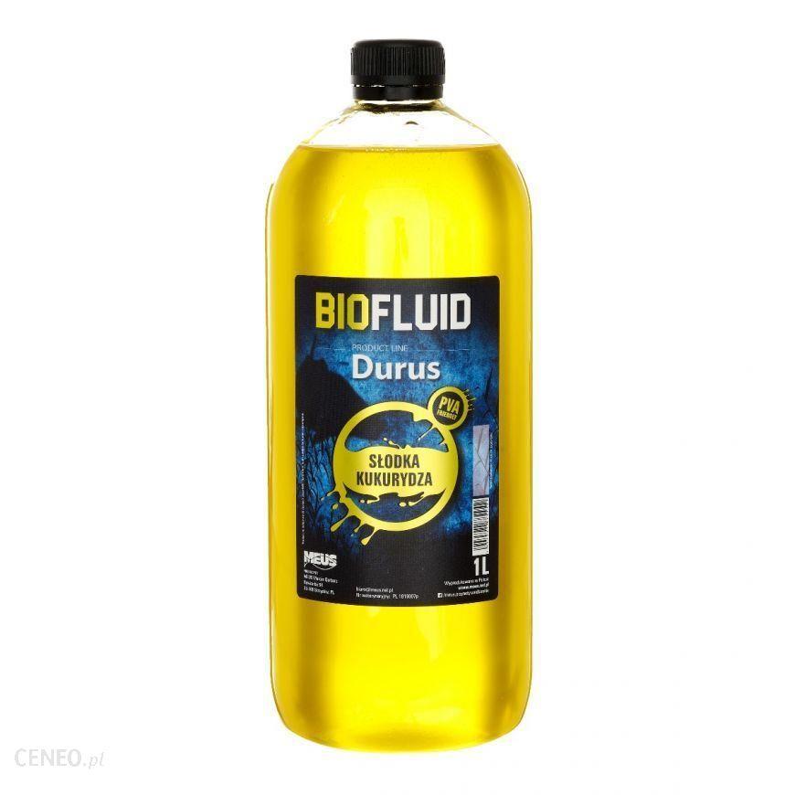 Meus Bio Fluid Durus Słodka Kukurydza
