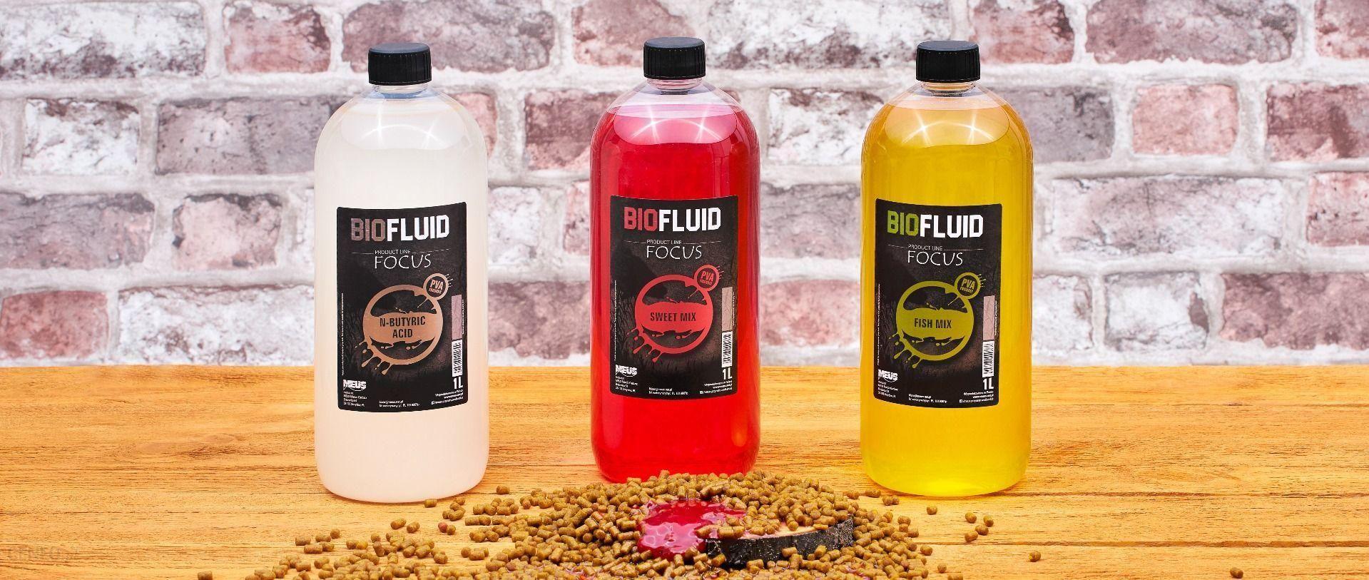 Meus Bio Fluid Focus Bubble Gum 1L
