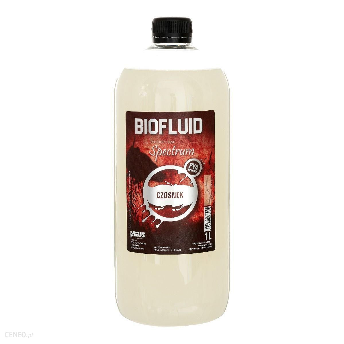 Meus Bio Fluid Spectrum Czosnek