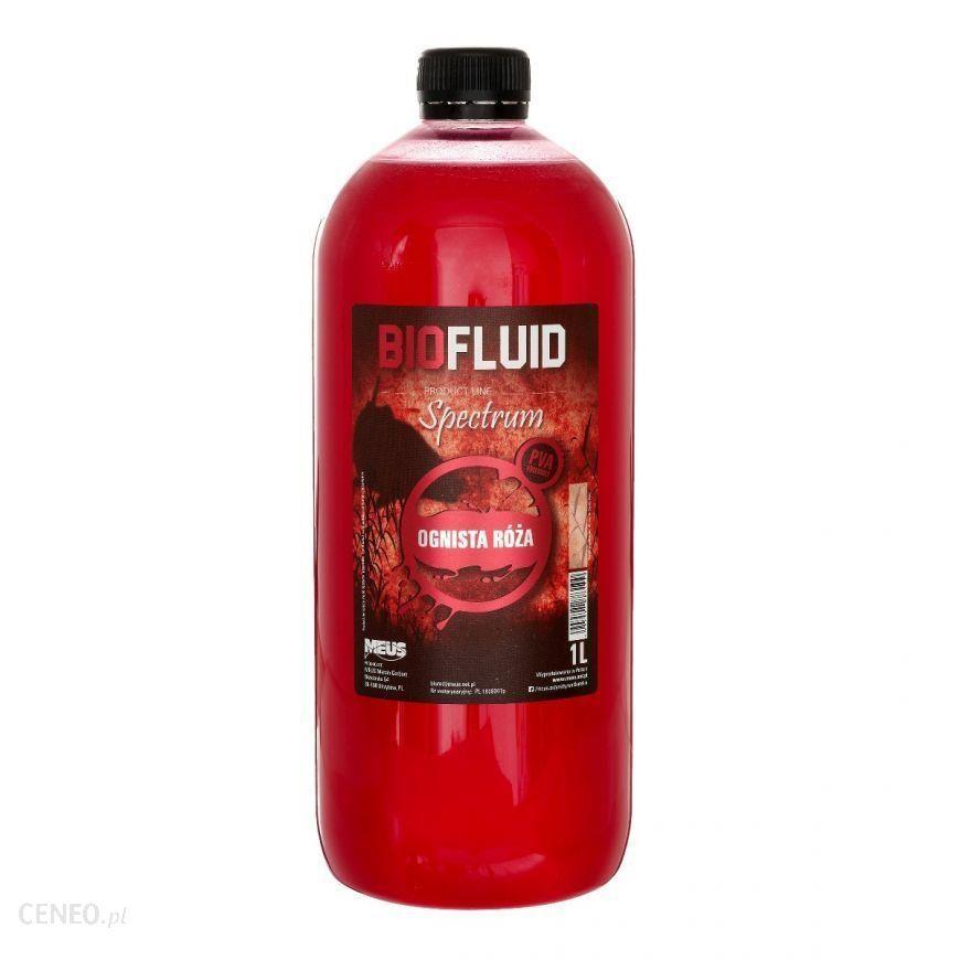 Meus Bio Fluid Spectrum Ognista Róża