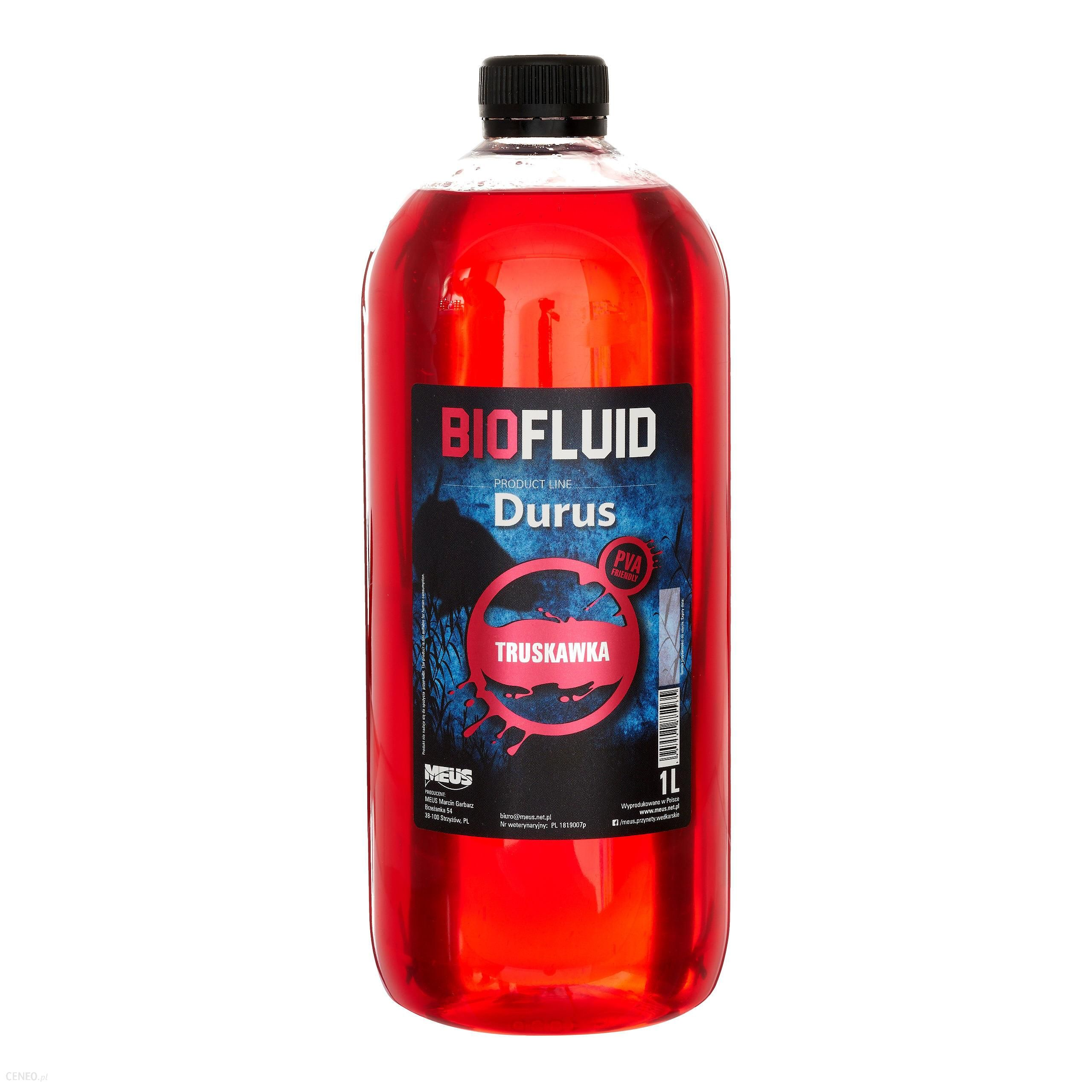 Meus Bio Fluid Spectrum Truskawka