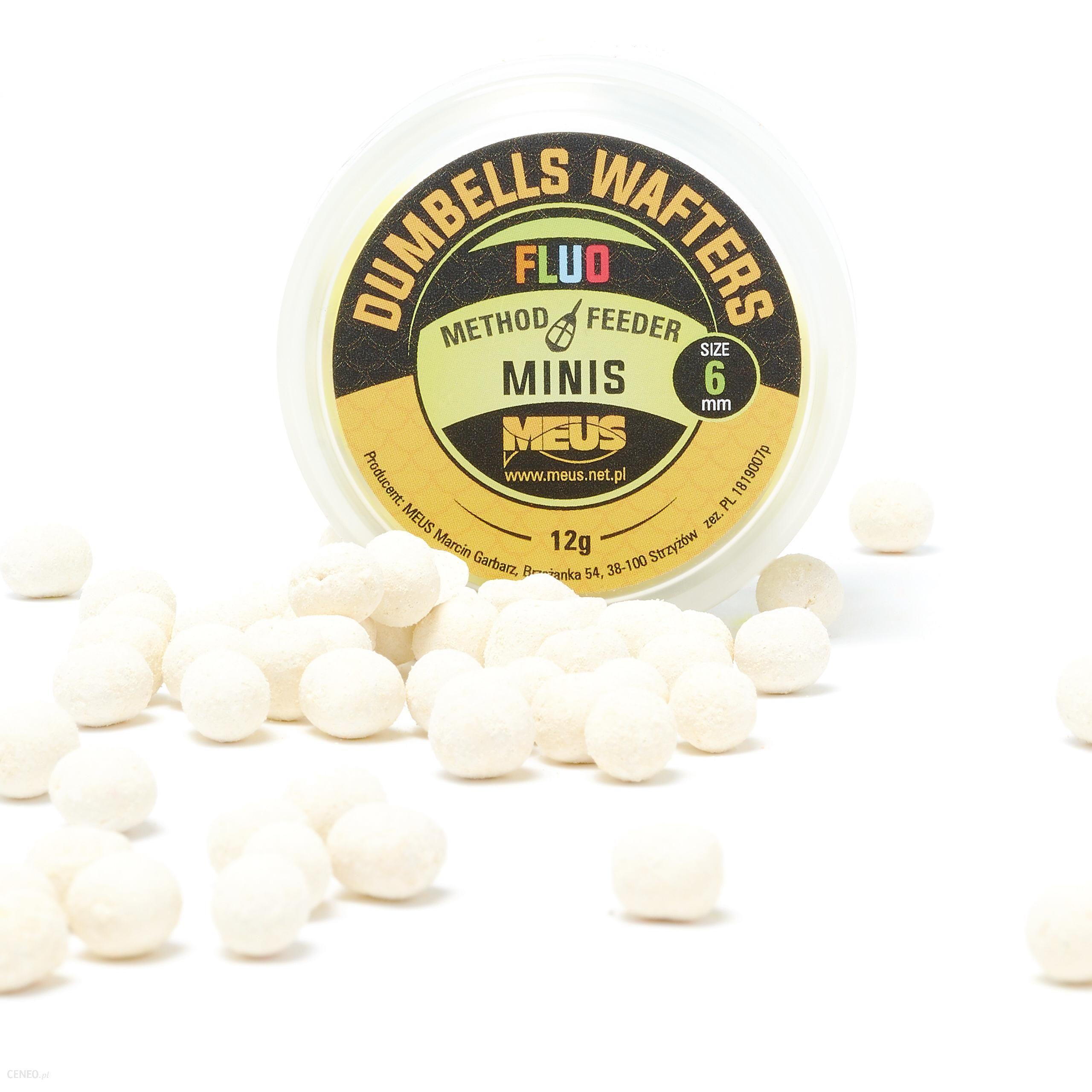 Meus Dumbells Fluo Wafters 6Mm N-Butyric Acid Minis