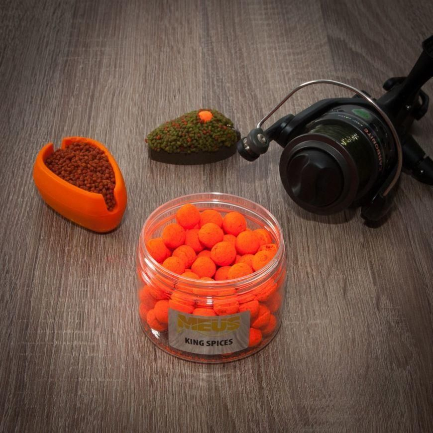 Meus Kulki Fluo Wafters Challenge 12Mm King Spices