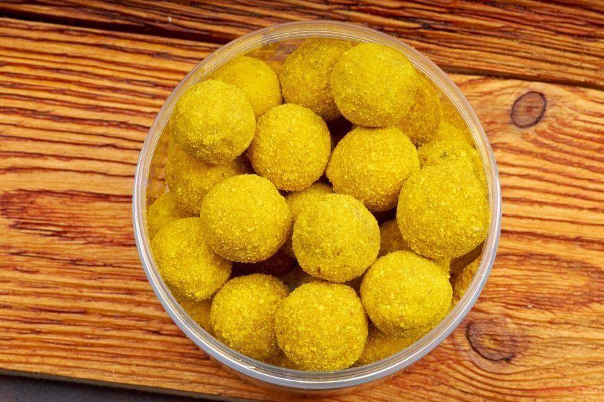 Meus Kulki Fluo Wafters Challenge 12Mm Lemon Shock