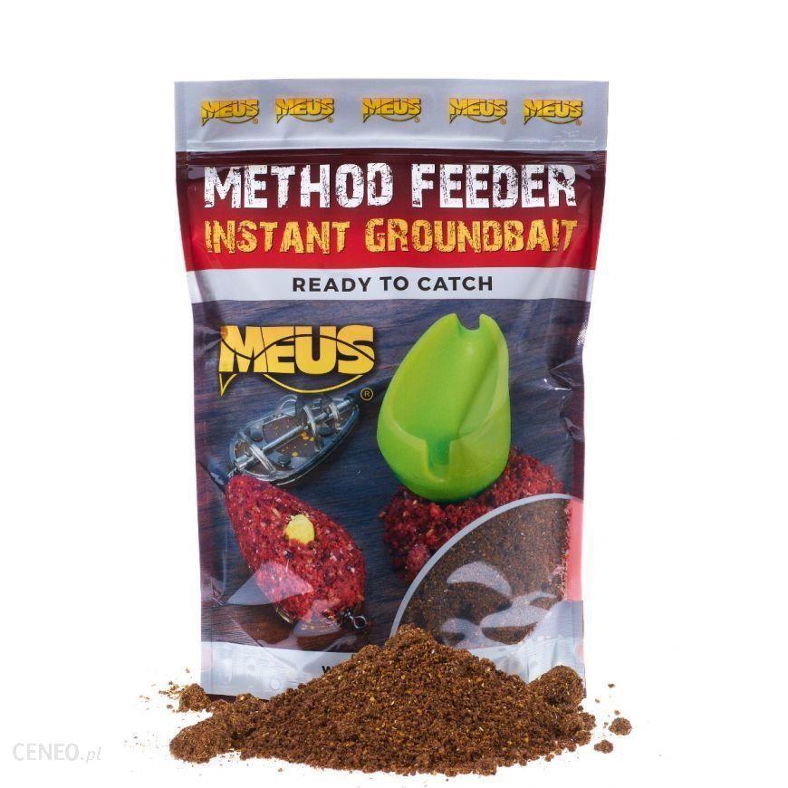Meus Method Feeder Instant Groundbait Piernik Gotowa Zanęta