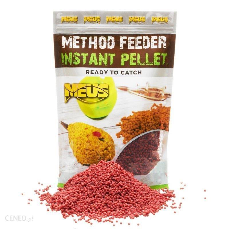 Meus Method Feeder Instant Pellet Czekolada & Pomarańcza Gotowy Pellet