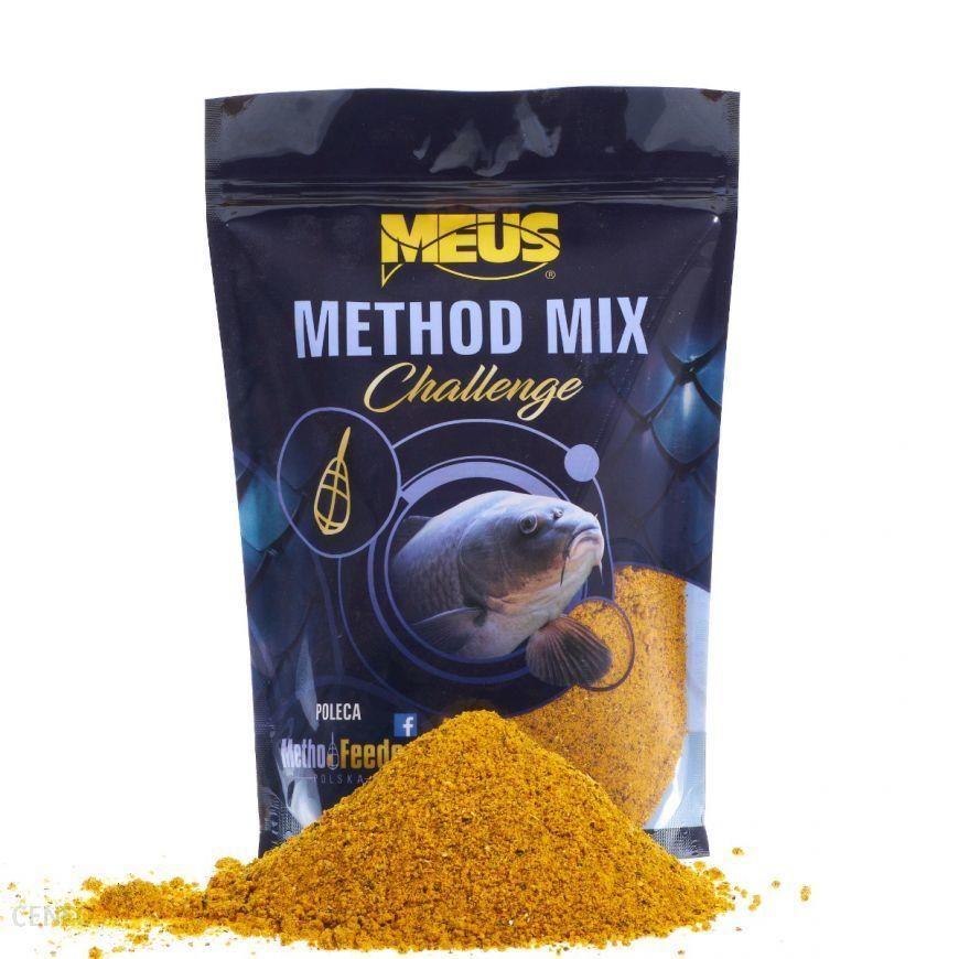 Meus Method Feeder Mix Lemon Shock