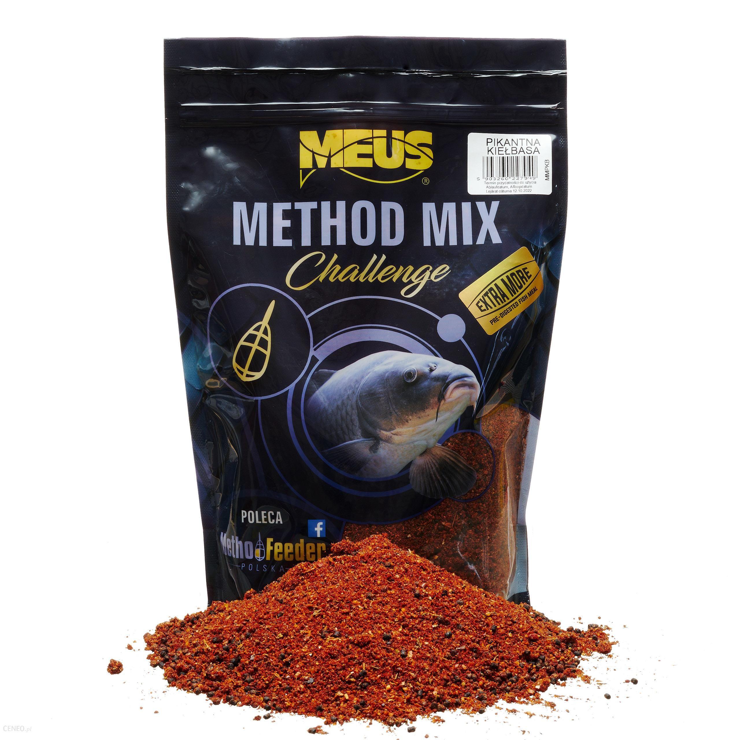 Meus Method Feeder Mix Pikantna Kiełbasa