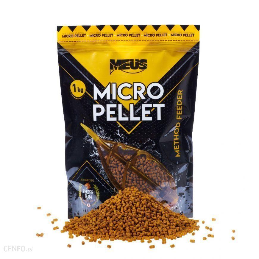 Meus Pellet Durus 4Mm Micropellet Lemon Shock