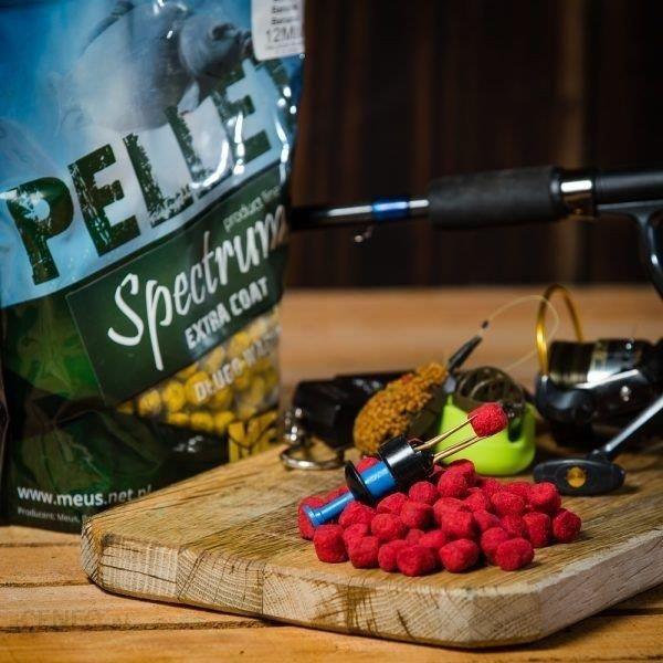 Meus Pellet Spectrum Extra Powłoka Pomarańcza & Makrela 18Mm Luz