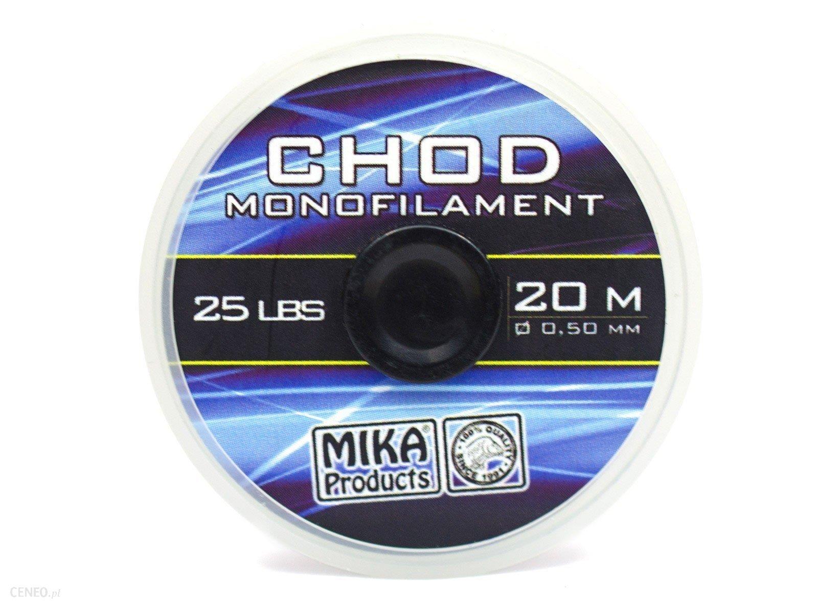 Mika Products Chod Mono 25 Lbs 20M