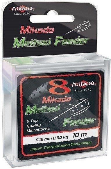 Mikado Octa Method Feeder Plecionka 0