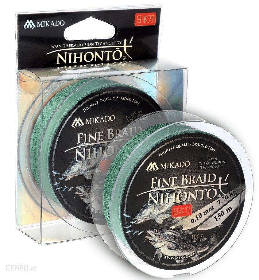 Mikado Plecionka Nihonto Fine Braid 0