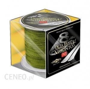 MIKADO PLECIONKA NIHONTO OCTA BRAID 045 GREEN 300M (Z25G045)