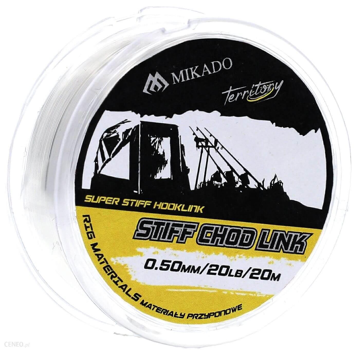 Mikado Plecionka Stiff Chod Link 15Lbs 20M