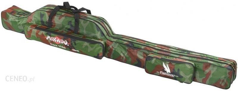 Mikado Pokrowiec 2 Komorowy 130Cm Camouflage